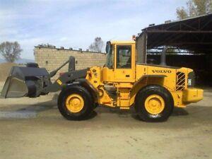volvo l120e wheel loader factory workshop service repair manual ebay rh ebay com