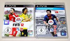 2 PLAYSTATION 3 SPIELE SET - FIFA 12 & FIFA 13 - FUSSBALL SOCCER FOOTBALL PS3 15