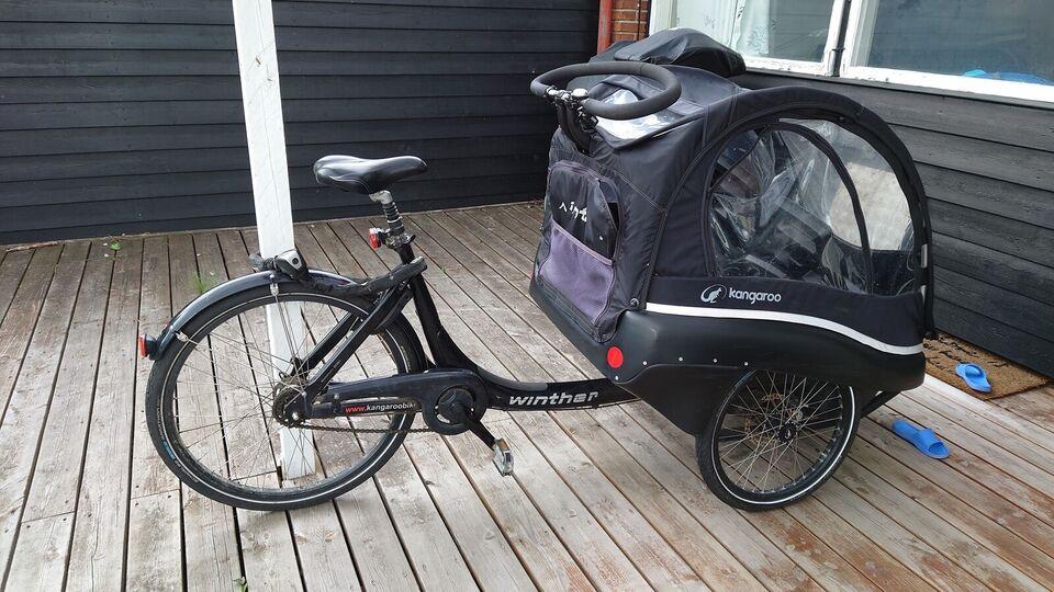 Ladcykel, Winther Kangaroo Luxe, 7 gear
