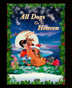 All-Dogs-Go-to-Heaven-DVD-1991-REGION-2-not-for-USA