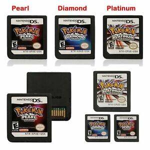 Platinum-Pearl-Diamond-POKEMON-Game-Card-for-3DS-DSI-NDS-NDSL-LITE-English-Ver