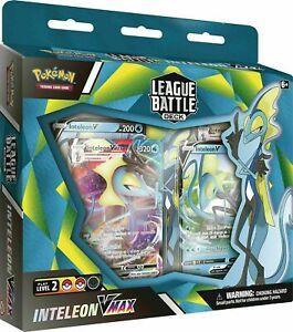 Pokémon Inteleon VMAX League Battle Deck Factory Sealed