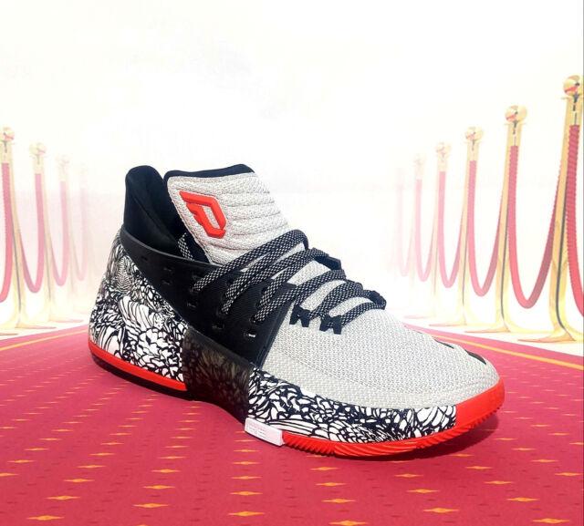 02069c92ef7b adidas Dame 3 Shoe - Men s Basketball SKU Bb8272 Size 10 for sale ...