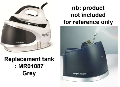 42221 Morphy Richards Fer à vapeur Réservoir d/'eau 01087 gris foncé Compatible avec 33001 330006