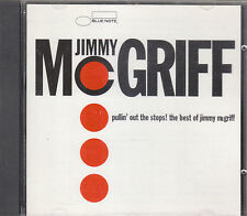JIMMY McGRIFF PULLIN' OUT THE STOPS CD