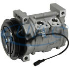 A/C Compressor-LT, VIN: 4, MFI, Electronic fits 03-04 Chevrolet Tracker 2.5L-V6