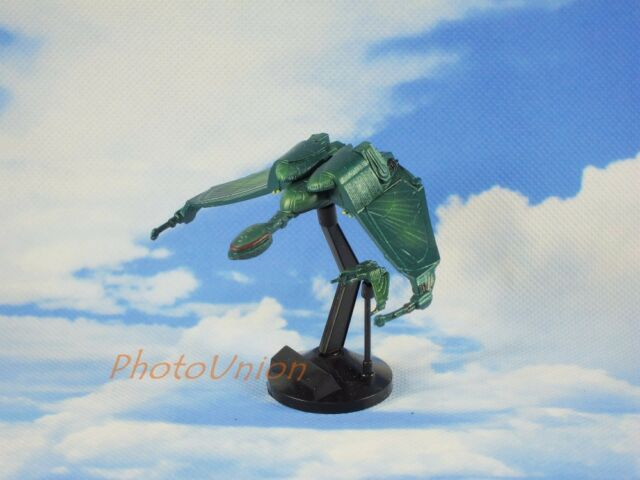 S376 Star Trek Romando Klingon Bird Of Prey Spaceship Display Model Toy Model