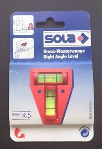 Sola Right Angle Level K5 - Wembley, United Kingdom - Sola Right Angle Level K5 - Wembley, United Kingdom