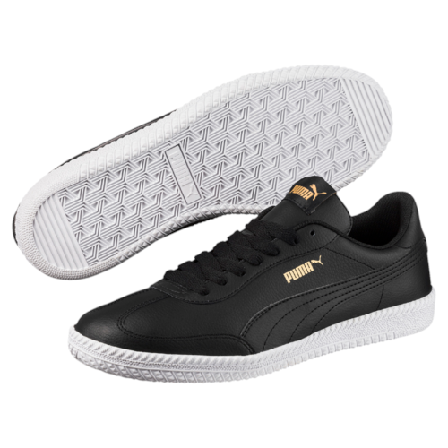 Puma Astro Cup Leather 364585 02 noir Casual Trainers