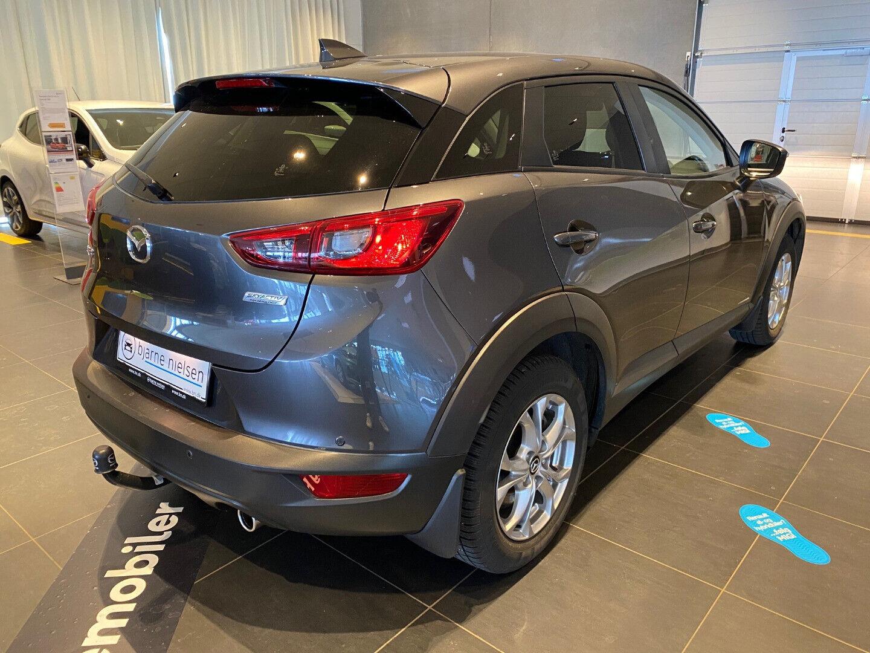 Mazda CX-3 2,0 Sky-G 120 Vision aut. - billede 3