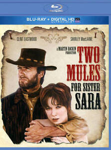 Two-Mules-For-Sister-Sara-Blu-ray-DVD-Shirley-MacLaine-Manolo-Fabregas-Albe