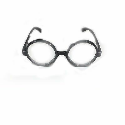 HARRY POTTER GLASSES FOR CHILDREN OR SMALL HEADED ADULTS THICK RIMMED