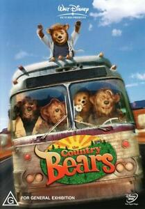 The-Country-Bears-NEW-DVD-Christopher-Walken-Hayley-Joel-Osment-REGION-4-Austral
