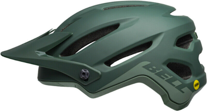 Bell 4Forty MIPS MTB Bike Helmet Cliffhanger Matte Gloss Green