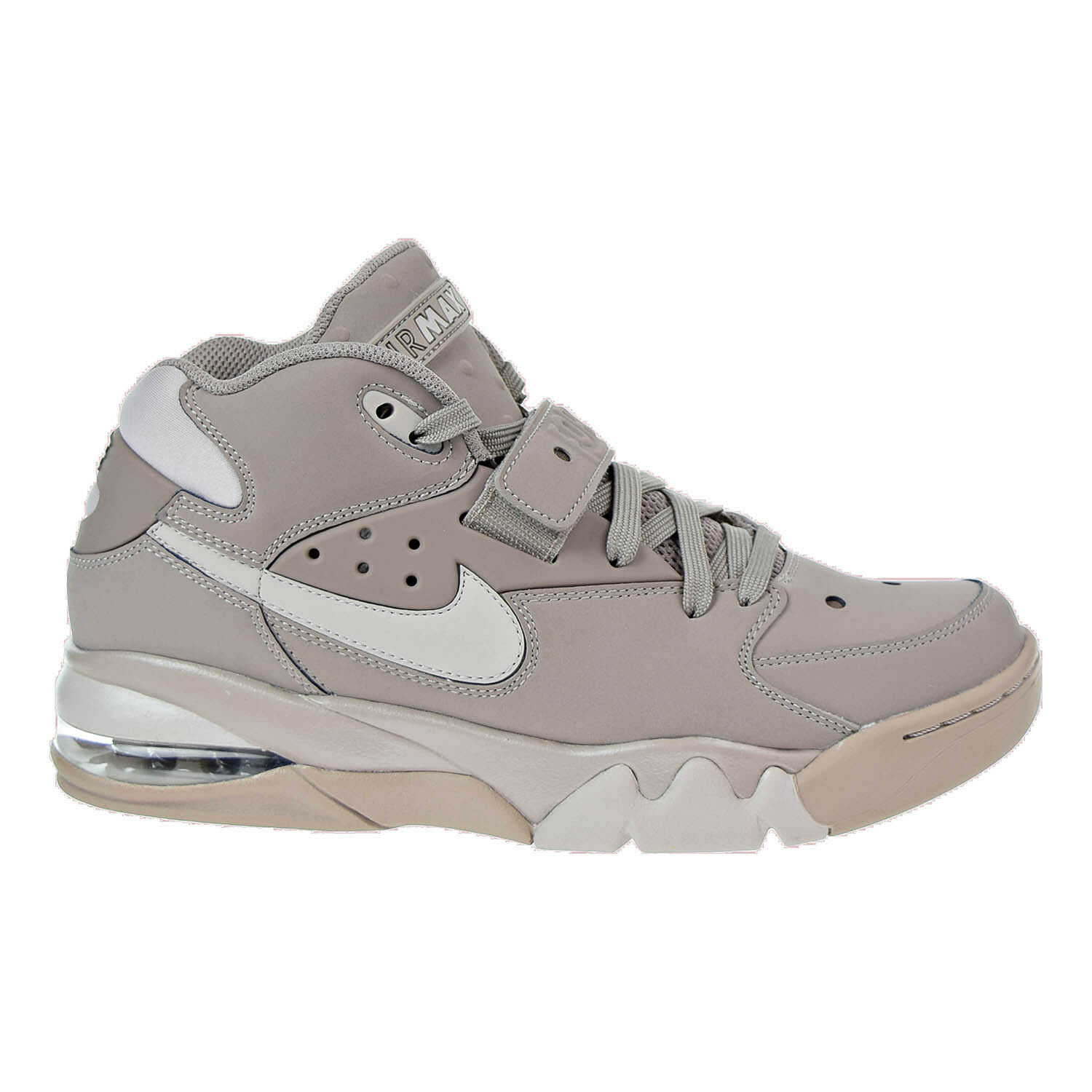 Nike Air Force Max Mens's Shoes Sepia Stone/Moon Particle AH5534-200