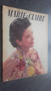 Revista María Claro N º 61 Revista Semanal 29 Abril 1938 ABE