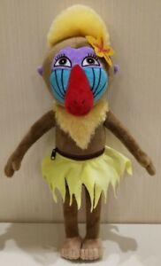 Binnie the Baboon cuddly toy