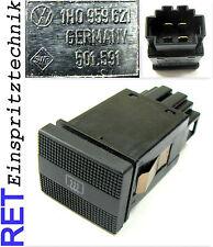 Schalter Heckscheibenheizung 1H0959621 VW Golf 3 Vento original