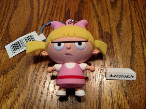 Nickelodeon Collector Figural Keyring Series 2 3 Inch Helga