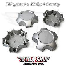 4x Nabenkappen Nabendeckel 115 mm / 82 mm Felgen Deckel Toyota RAV4 Neu