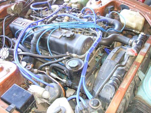 Silicone Vacuum Hose Kit 81 82 83 DATSUN 280ZX Turbo Silver