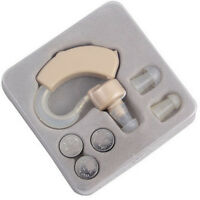 High Quality Tone Hearing Aids Aid Behind Ear Sound Amplifier Sound Adjustable E