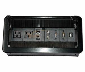 YolkVisual-Connectivity-Box-2-AC-PwrUS-2-RJ45-2-HDMI-1-USB-1-VGA
