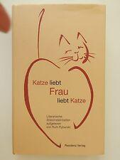 Katze liebt Frau liebt KatzeRuth Rybarski Residenz Verlag +