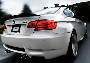 Performance High Kick Trunk Spoiler BMW E Coupe I I - 13 bmw