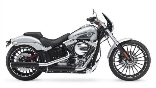 Harley-Davidson FXSB Breakout-Dart Classic saute en teinte sombre 2013+