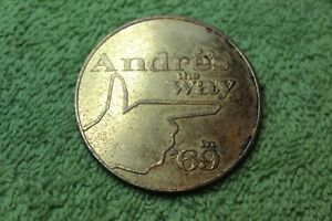 1969-TOKEN-MEDAL-ANDRE-039-S-THE-WAY-WISCONSIN-JAYCEES