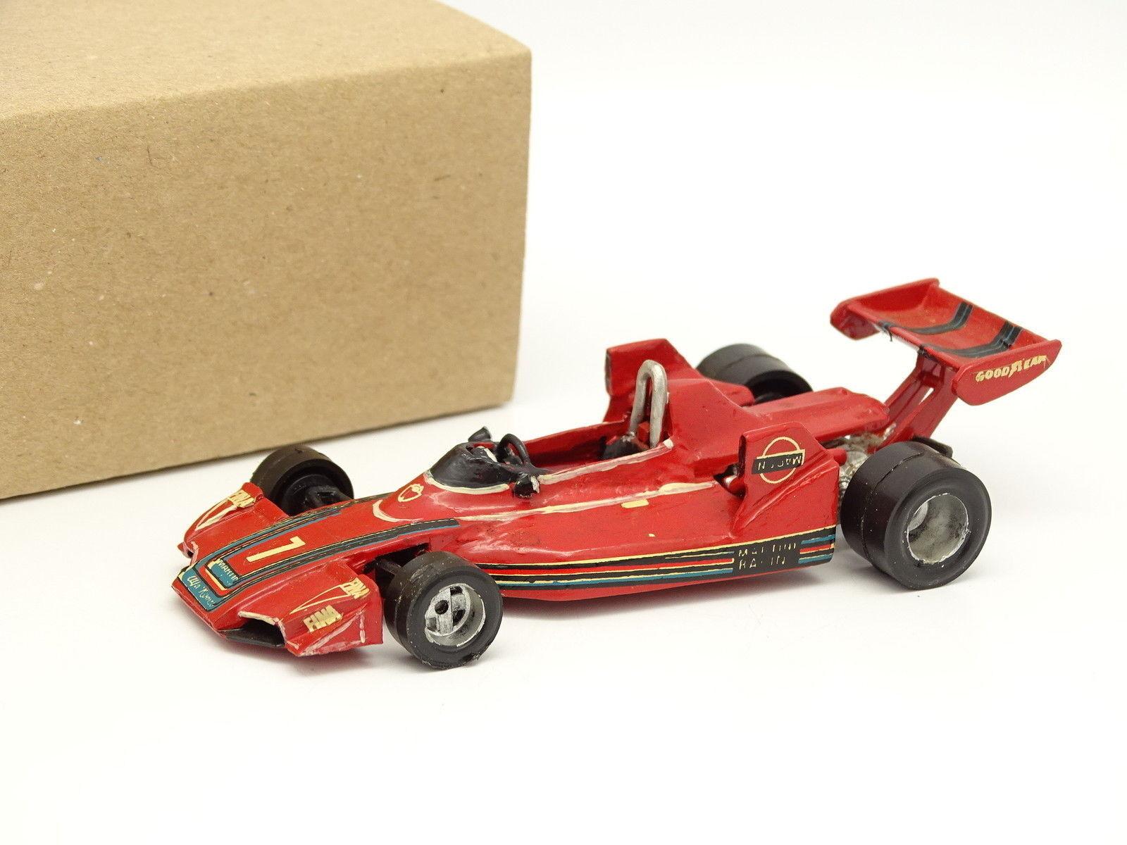 marca famosa John Day Kit Kit Kit Metal Montado 1 43 - F1 Brabham BT45 Alfa Romeo 1975  compras online de deportes