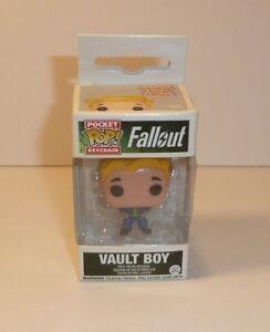 Fallout-Vault-Boy-Mini-Funko-Pop-Figure-Keychain-Vinyl-Pocket-Pop-Key-Chain
