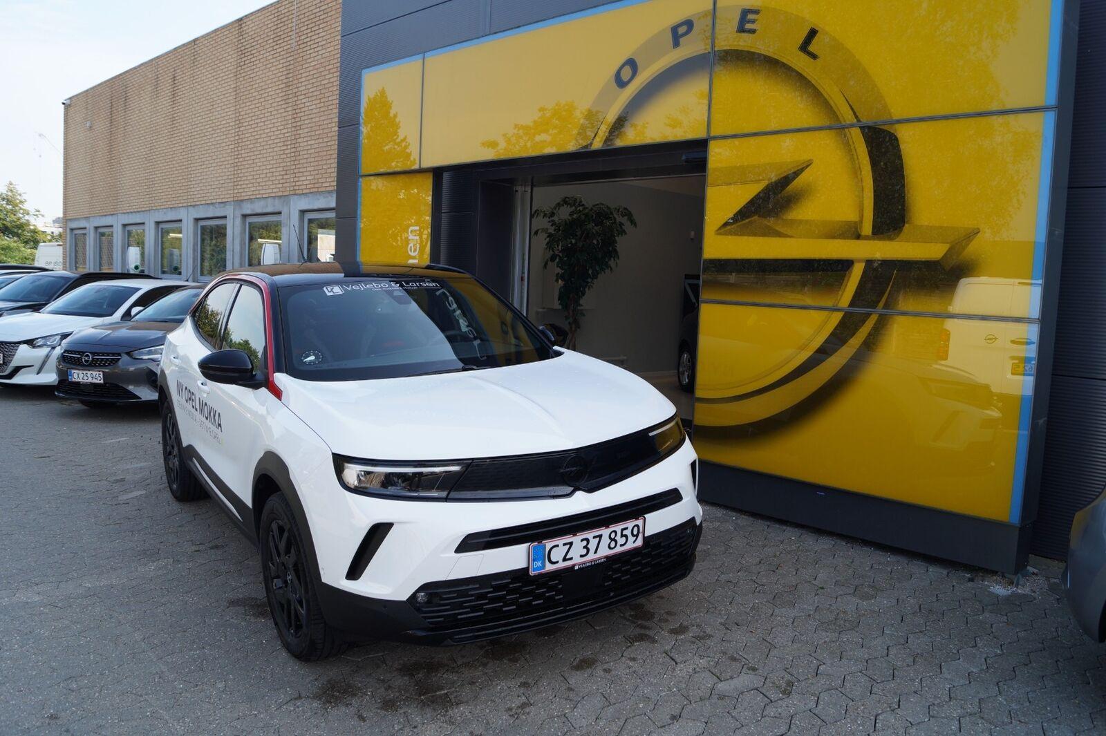 Opel Mokka 1,2 T 130 GS Line aut. 5d