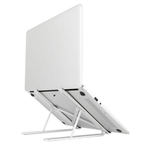 Réglable PC Portable iPad Support Support Socle pliable portable Maille Bureau Office