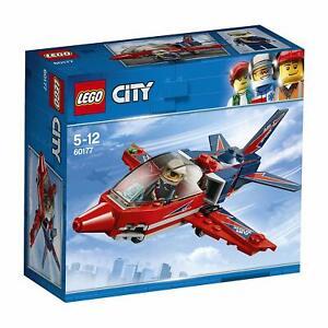LEGO-City-Great-Vehicles-60177-Duesenflieger-Pilot-Flugzeug-ab-5-Jahre-NEU-amp-OVP