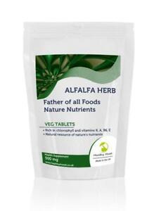 Alfalfa-Herb-500mg-x500-Tablets-Letter-Post-Box-Size