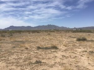 HALF-ACRE MOUNTAIN VIEW LAND IN DEMING, NEW MEXICO