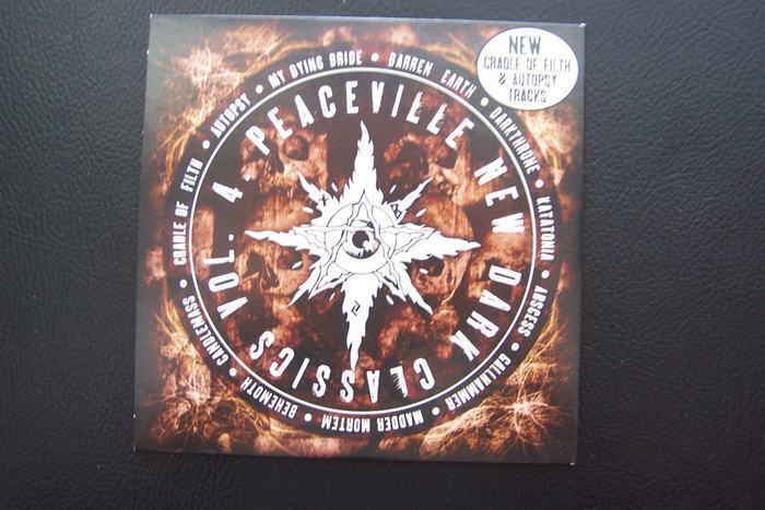 Record Store Day RSD 2011 - Peaceville New Dark Classic
