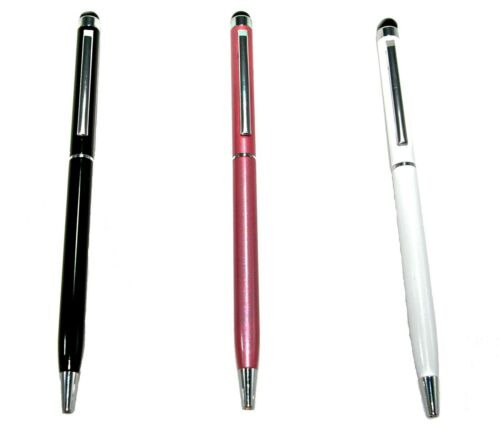 SMART TOUCH PEN for IPhone IPad Ipod Tablets Samsung Galaxy SET OF 3 PENS *