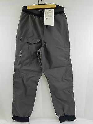 Kokatat GoreTex Deluxe Boater Pants in gray Size M and L