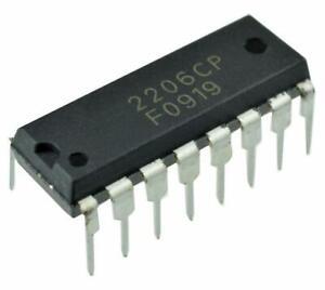 XR2206-Monolithic-Function-Generator-IC