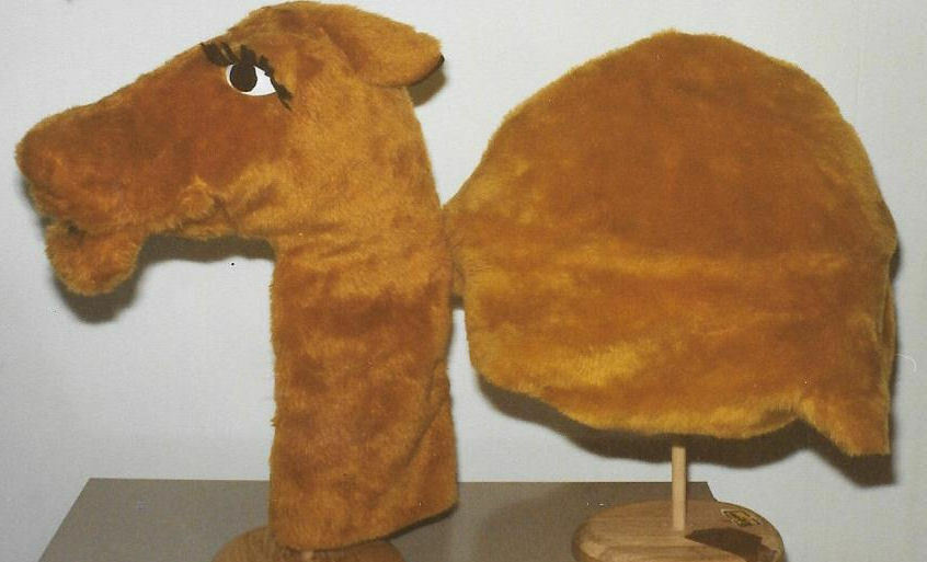 Camel Puppet w detachable hump-VBS Ministry, Education, Biblical Animal, Desert