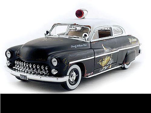 1949 Mercury   Rat Rod  Voiture de Police 1 18 Auto World 961  trouvez votre favori ici