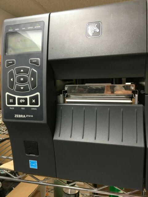 Zebra ZT410 ZT41042-D310052Z Thermal Printer