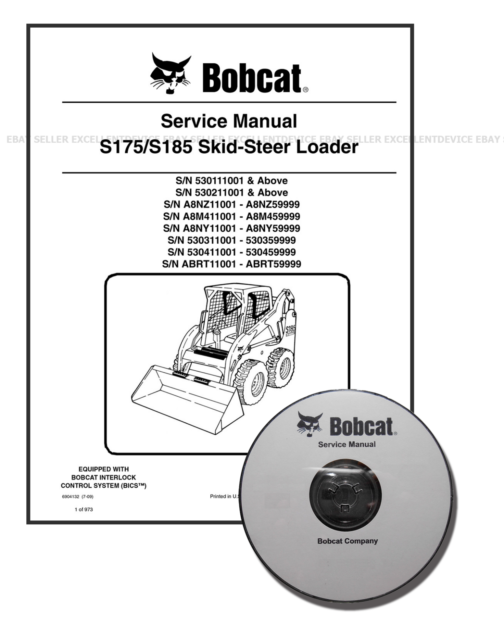 Heavy Equipment, Parts & Attachments BOBCAT MT52 MT55 COMPACT ...