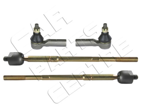 FOR TOYOTA CELICA 2.0 GT4 ST185 FRONT STEERING INNER OUTER TRACK TIE ROD ENDS