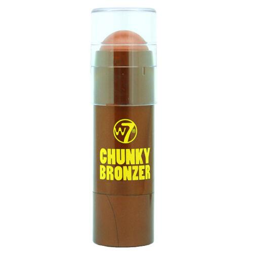 1 of 1 - W7 Cosmetics - Chunky Bronzer Hawaiian Bronze Cream Contour Bronzer Stick