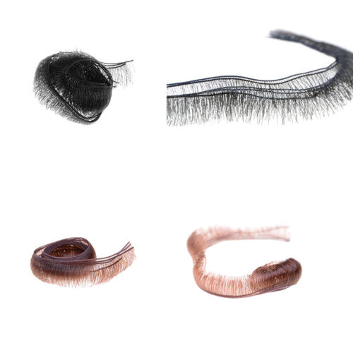 Baby Dolls Accessories 5pcs//lot 0.5cm 0.8cm 1.0cm Width Eyelashes For Doll JB