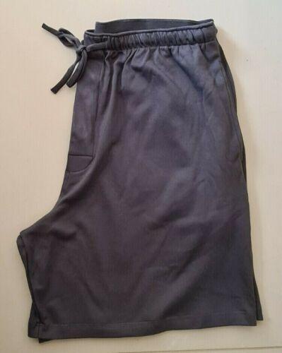 M/&S Mens Autograph cotton lounge pyjama shorts grey S-L-XXL bnwot